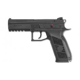 Replika pistoletu CZ P-09 GBB Metal Slide czarna - ASG (17657)