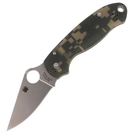 Nóż Spyderco Para 3 G-10 Digital Camo Plain (C223GPCMO)