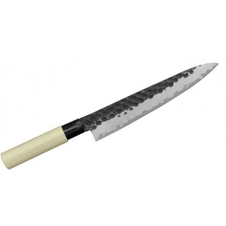 Nóż Tojiro Zen Hammered Szefa kuchni 24 cm