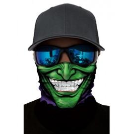 Wielofunkcyjny komin M&G Company Zielony Goblin