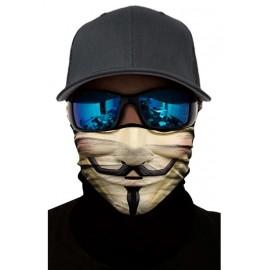 Wielofunkcyjny komin M&G Company Vendetta wzór 2