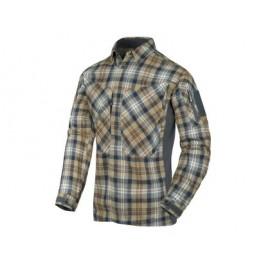Koszula Helikon MBDU Flannel Ginger Plaid (KO-MBD-PO-P2)