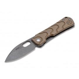 Nóż Boker Plus Gust 01BO082 Serge Panchenko