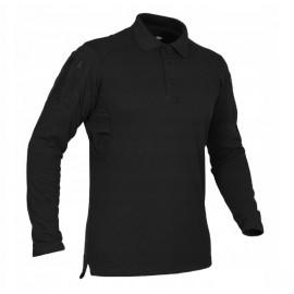 Bluza Texar Polo Elite Pro Czarna 30-ELPS-SH