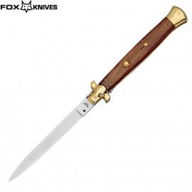 Nóż Fox Cutlery Traditional Stiletto 250/33 PO Palisander
