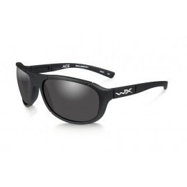 Okulary Wiley X ACE Smoke Grey Matte Black (ACACE01)