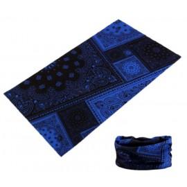 Wielofunkcyjny komin M&G Company Venice Blue