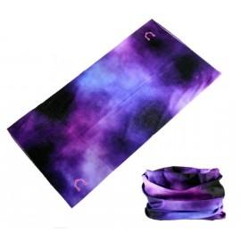 Wielofunkcyjny komin M&G Company Violet Sky