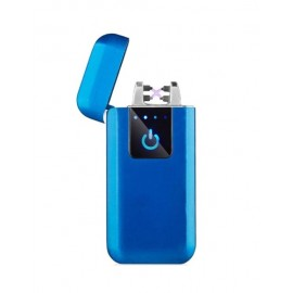 Zapalniczka plazmowa EMBE dwa łuki - niebieska
