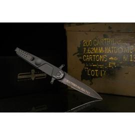 Nóż Extrema Ratio BD2 Contractor Black