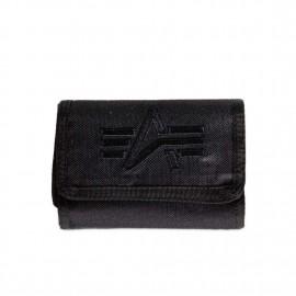 Portfel Alpha Industries Alpha Wallet black (198919)