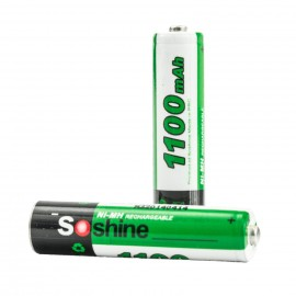 Akumulator SOSHINE AAA 1100 mAh 1.2V
