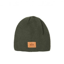 Czapka Alpha Industries Knit Beanie Dark Green (198909-257)
