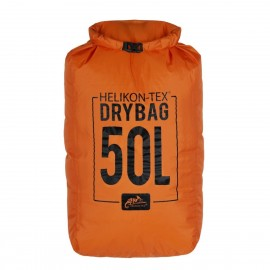 Worek wodoszczelny Helikon ARID DRY SACK ŚREDNI - pomarańczowy/czarny A (AC-ADM-NL-2401A)