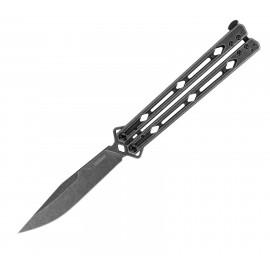 Nóż Kershaw Lucha blackwash Balisong (5150BW)