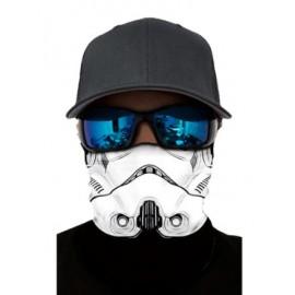 Wielofunkcyjny Komin M&G Company Stormtrooper Helmet
