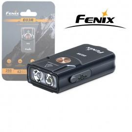 Latarka diodowa Fenix E03R 260 lumenów