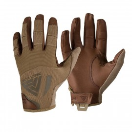 Rękawice Direct Action Hard Gloves Leather Coyote Brown (GL-HARD-GLT-CBR)