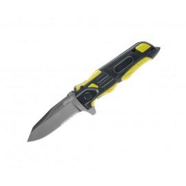 Nóż Walther Pro Rescue czarno-żółty (5.2012)