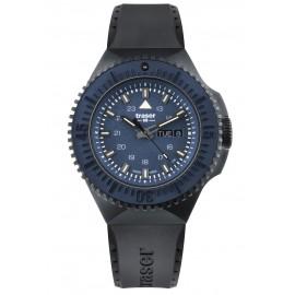 Zegarek Traser P69 Black Stealth - Blue - Guma (109857)