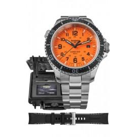 Zegarek Traser P67 SuperSub Orange T25 Set (109379)