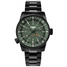 Zegarek Traser P68 Pathfinder GMT Green (109525)