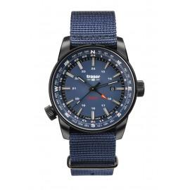 Zegarek Traser P68 Pathfinder GMT Blue - nato (109034)