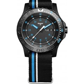 Zegarek Traser P66 Blue Infinity - Nato (105545)