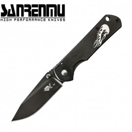 Nóż Sanrenmu 710 Black