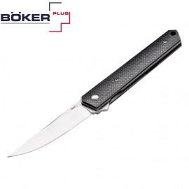 Nóż Boker Plus Kwaiken Flipper Folder Carbon