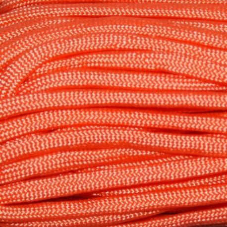Paracord 550 kolor Orange