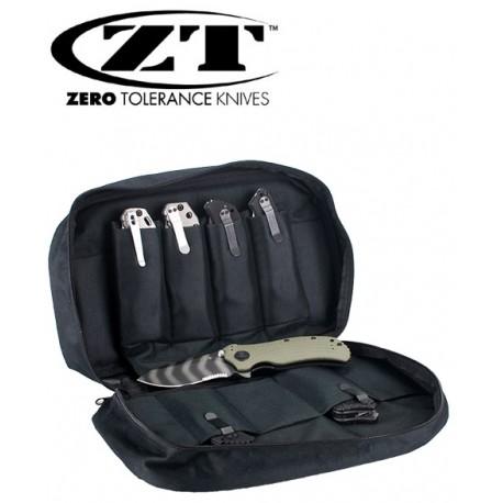 Etui Zero Tolerance torba na 18 noży składanych