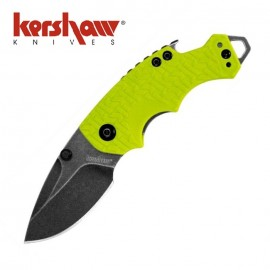 Nóż Kershaw Shuffle 8700 Lime Blackwash