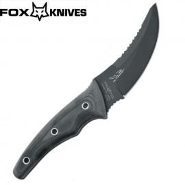 Nóż Fox Cutlery Recon FX-512 Black G10