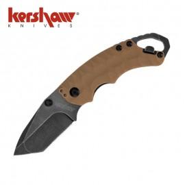 Nóż Kershaw Shuffle II Tan 8750 TTANBW