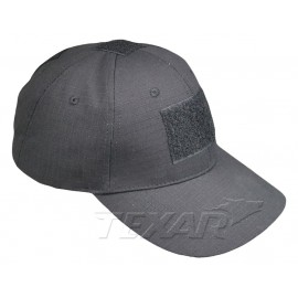 Czapka z daszkiem Texar Taktyczna Czarna (04-CATA-HE)