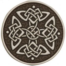 Naszywka Krzyż Celtycki wer. Arid
