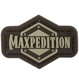 Naszywka Maxpedition logo wer. ARID