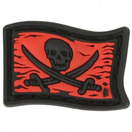 Naszywka Maxpedition Jolly Roger mini wer. Full Color