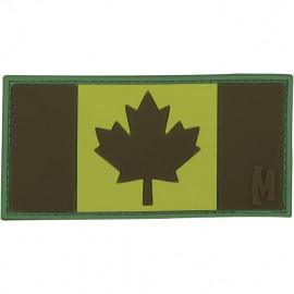 Naszywka Maxpedition flaga Kanady wer. Subdued