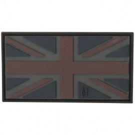 Naszywka Maxpedition flaga Wielkiej Brytanii wer.STEALTH