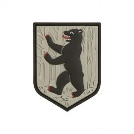 Naszywka Maxpedition flaga Niedźwieź Berliński wer.ARID