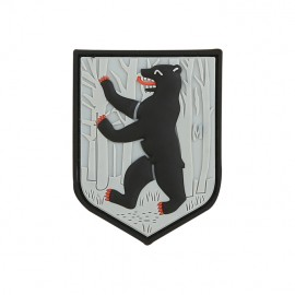 Naszywka Maxpedition flaga Niedźwieź Berliński wer.SWAT