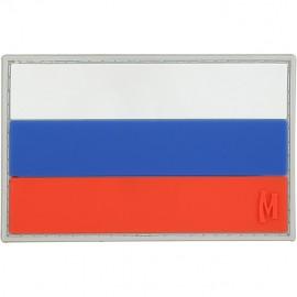 Naszywka Maxpedition flaga Rosji wer.full color