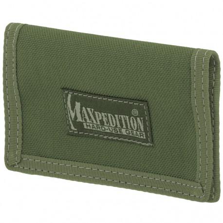 Portfel Maxpedition 0218 G Micro Zielony