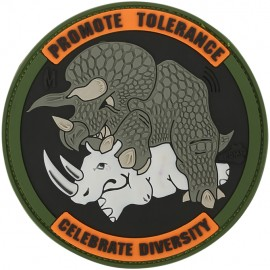 "Naszywka Maxpedition ""promote tolerance"" wer.Full Color"