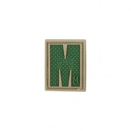 "Naszywka Maxpedition Litera ""M"""