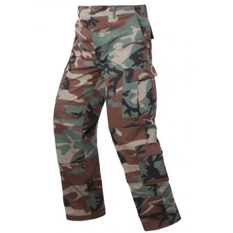 Spodnie ACU Woodland Texar