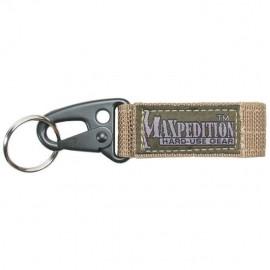 Brelok Keyper Maxpedition 1303K khaki