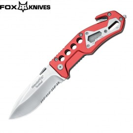 Nóż Fox Cutlery BF-117 Rescue Knife